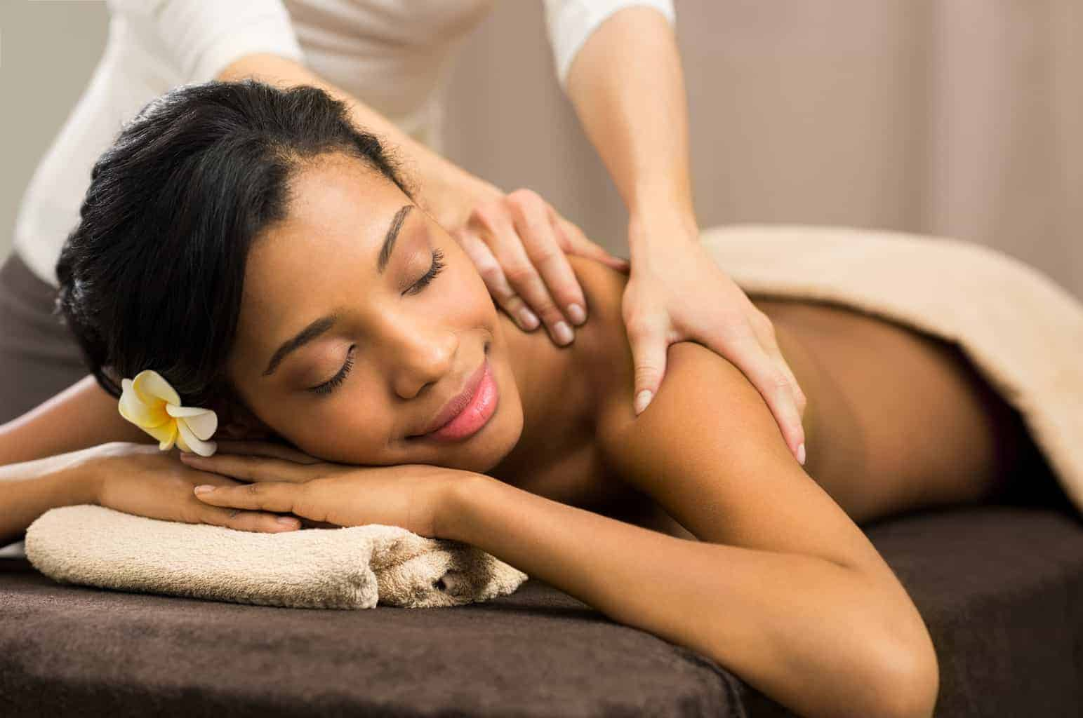 Stress Relief Massage Vancouver