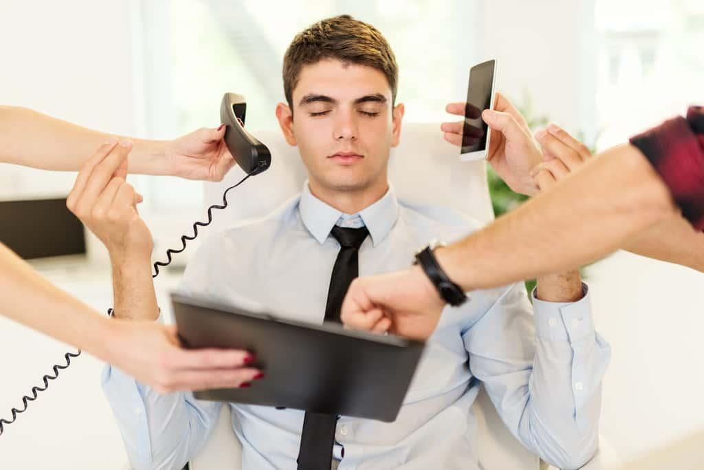 RMT Receptionist booking patients