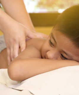 Massage Therapy for Rheumatoid Arthritis in Children
